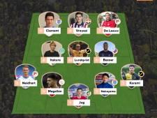 Van Nakayama tot Vrousai: het elftal nieuwkomers in de eredivisie