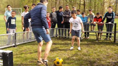 300 kinderen ravotten op 'Open Speldag'