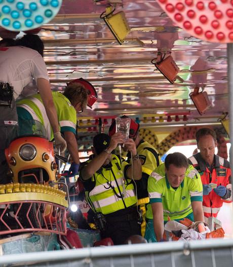 Exploitanten verslagen na ongeluk met kind op Tilburgse kermis
