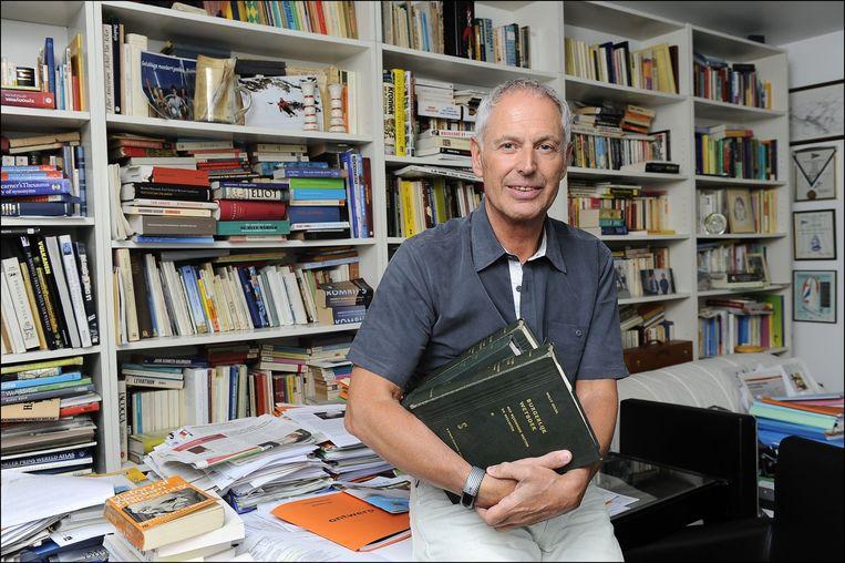 Jan Nolf, die de website destijds aanmaakte, gaat de zaak aankaarten bij justitie.