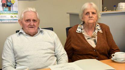 Rik en Ginette vieren 60 jaar huwelijk