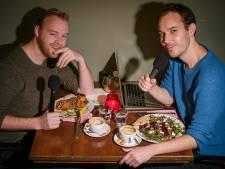Podcast over restaurants in de stad: 'We vertellen waar je echt moet gaan eten'