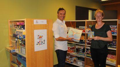 Bibliotheek Ronse neemt ook spelletjes op in haar aanbod
