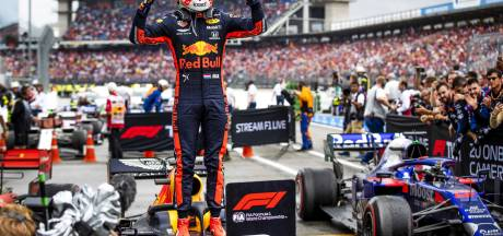 Hardenberg houdt Formule 1-spektakel als Max op Zandvoort racet