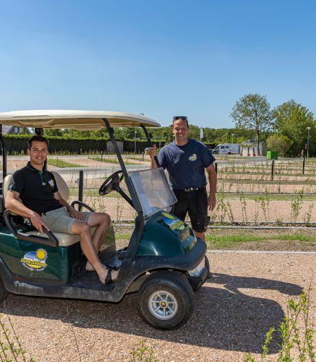 Grootste drive-in camperpark van Schouwen gaat open