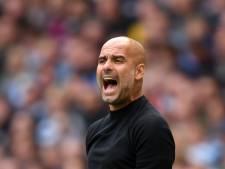3-0 is niet goed genoeg voor Guardiola: straftraining bij City