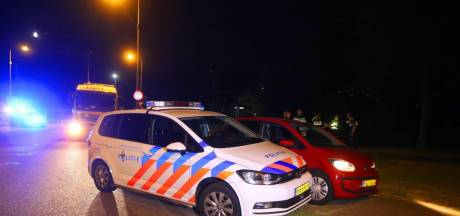 Achtervolging in Den Bosch: twee politiewagens beschadigd, man aangehouden