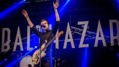 Balthazar is headliner op Brussels Summer Festival