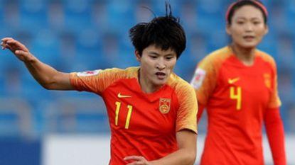 Chinese voetbalster doet monden openvallen op Asian Games: 9 goals (!) in minder dan halfuur