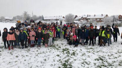 Sneeuwpret in de scholen: De Horizon verwelkomt Olaf de sneeuwman