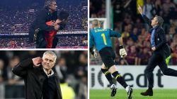 De 7 meest provocatieve vieringen uit het grote José Mourinho-showboek