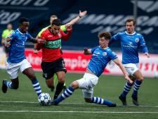FC Den Bosch sleept punt uit het vuur tegen NEC