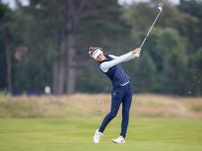 Anne van Dam handhaaft toppositie in Scottish Open