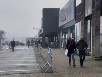 Geen stormloop tijdens eerste soldenweekend op Gouden Kruispunt, waar 'funshoppers' niet welkom zijn