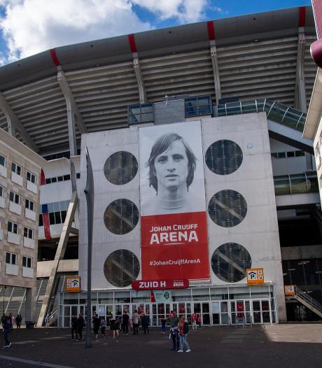 Politie onderzoekt oorzaak hartaanval Ajax-steward in Arena