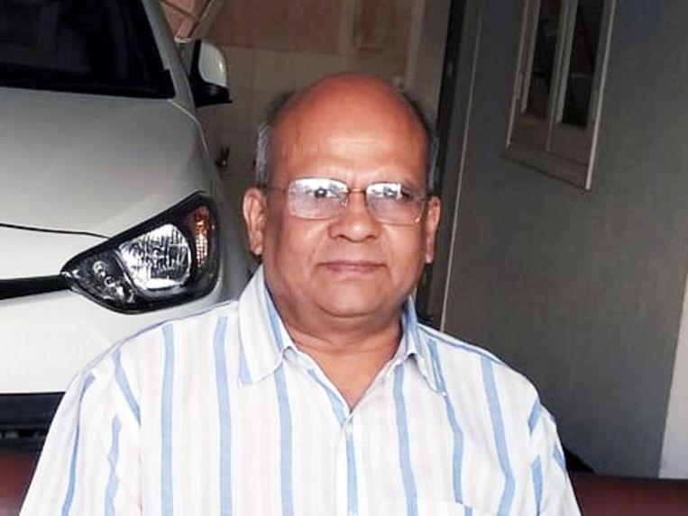 Rameshchandra Fefar beweert dat hij de tiende incarnatie is van de hindoeïstische god Vishnu.
