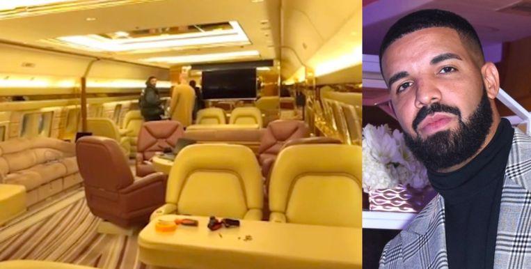 Binnenkijken in de Boeing van Drake