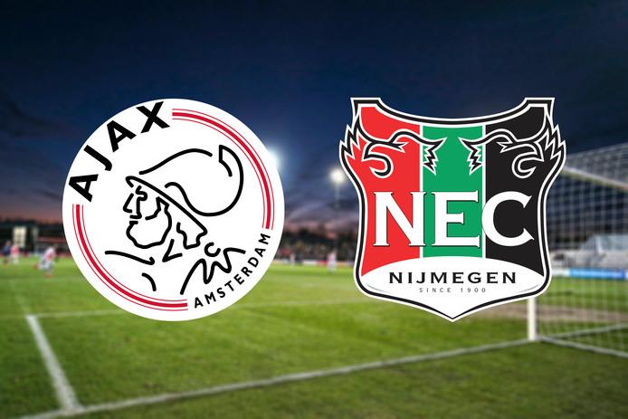 Jong Ajax - NEC.