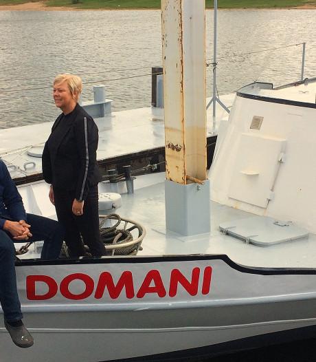 Kwarteeuw rondjes varen met Domani: 'Zandmeren mag wel wat meer op de kaart'