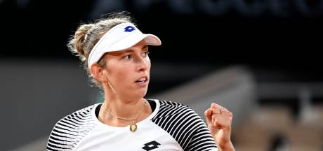 """Mertens, qui dispute son dernier tournoi à Linz : """"Je mérite une place dans le Top 20"""""""