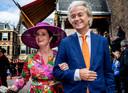 Fleur Agema en Geert Wilders