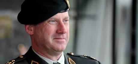 Geboren Hattemer Martin Wijnen (53) hoogste baas van Koninklijke Landmacht
