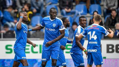 VIDEO: Samatta scoort tweemaal en zet Genk op weg naar ruime zege tegen Charleroi