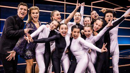 Belgen delven het onderspit in finale 'Dance As One'