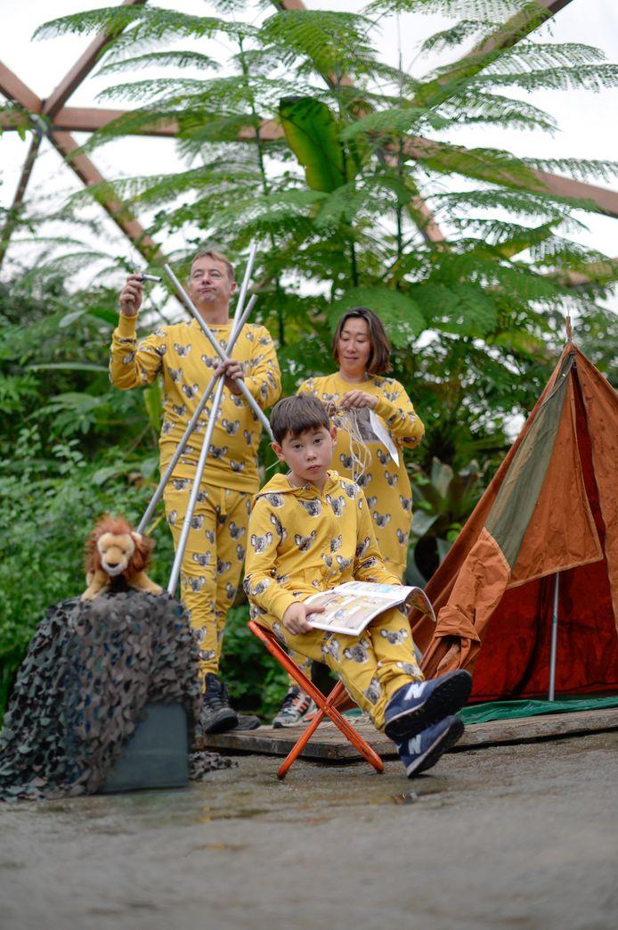 Blijdorp start loterij. Hoofdprijs: Luxe camperen in Diergaarde Blijdorp.