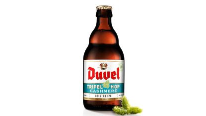 Duvel lanceert 'limited edition' Tripel Hop met toetsen van fruit en kokosnoot
