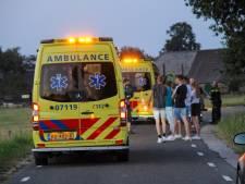 Twee gewonden bij scooterongeluk in buitengebied Kootwijkerbroek