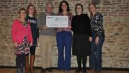 Concert van Udo in Sint-Genesiuskerk levert Bednet mooie cheque op