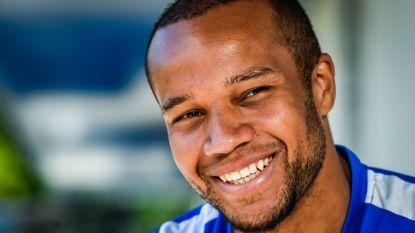 """Zijn carrière afsluiten bij AA Gent, daar zegt Odjidja geen neen tegen: """"Ik heb mezelf gelukkig gemaakt"""""""