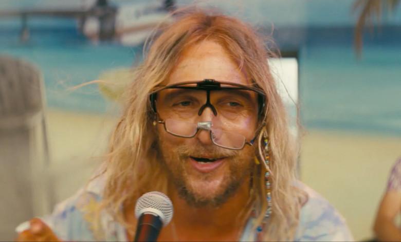 Matthew McConaughey in 'The Beach Bum'