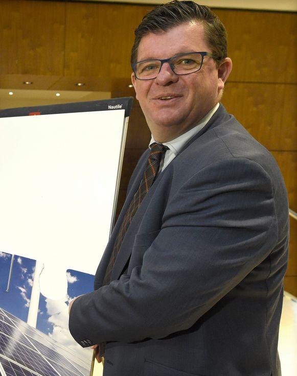 Vlaams minister voor Energie Bart Tommelein (Open Vld).