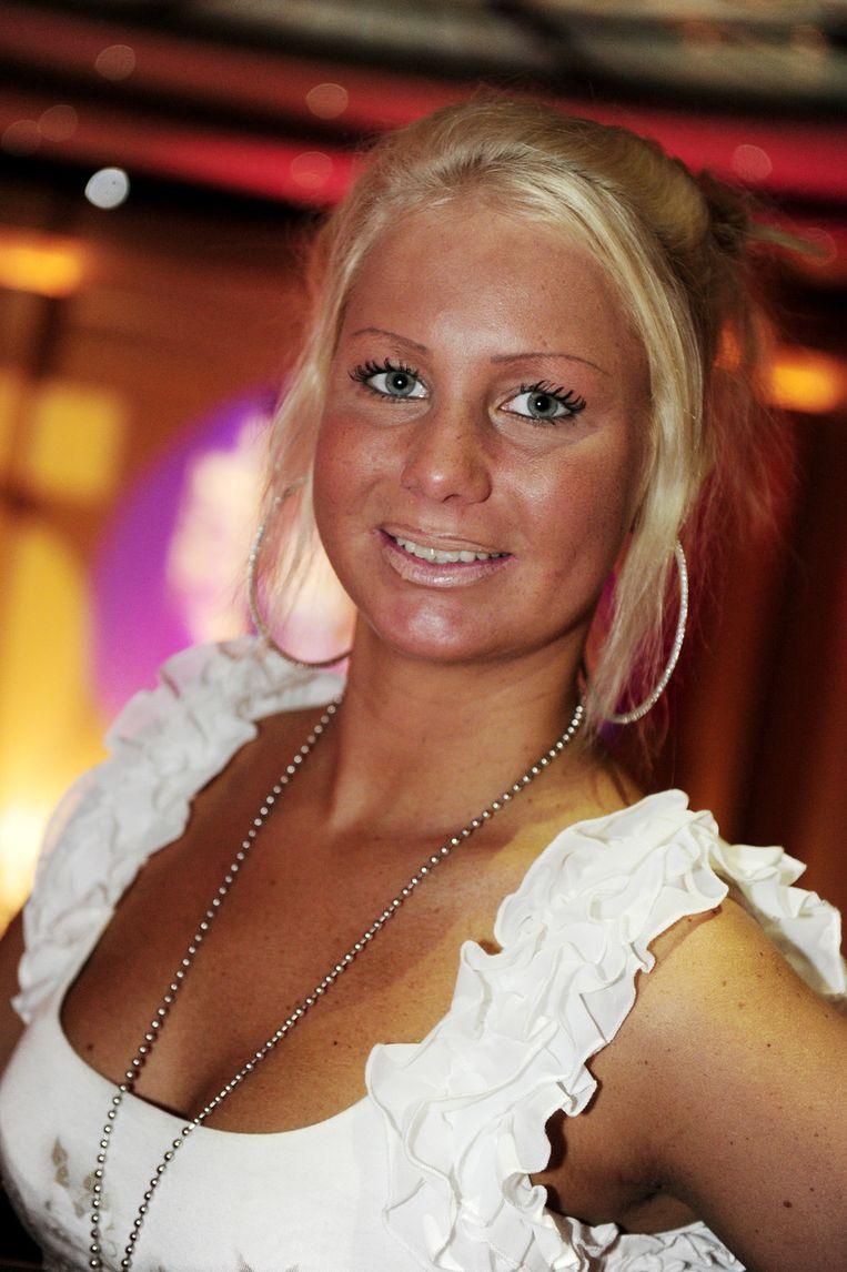 Samantha 'Barbie' de Jong Beeld ANP