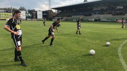 Eendracht Aalst-legendes voor één keer terug op de grasmat in Pierre Cornelisstadion