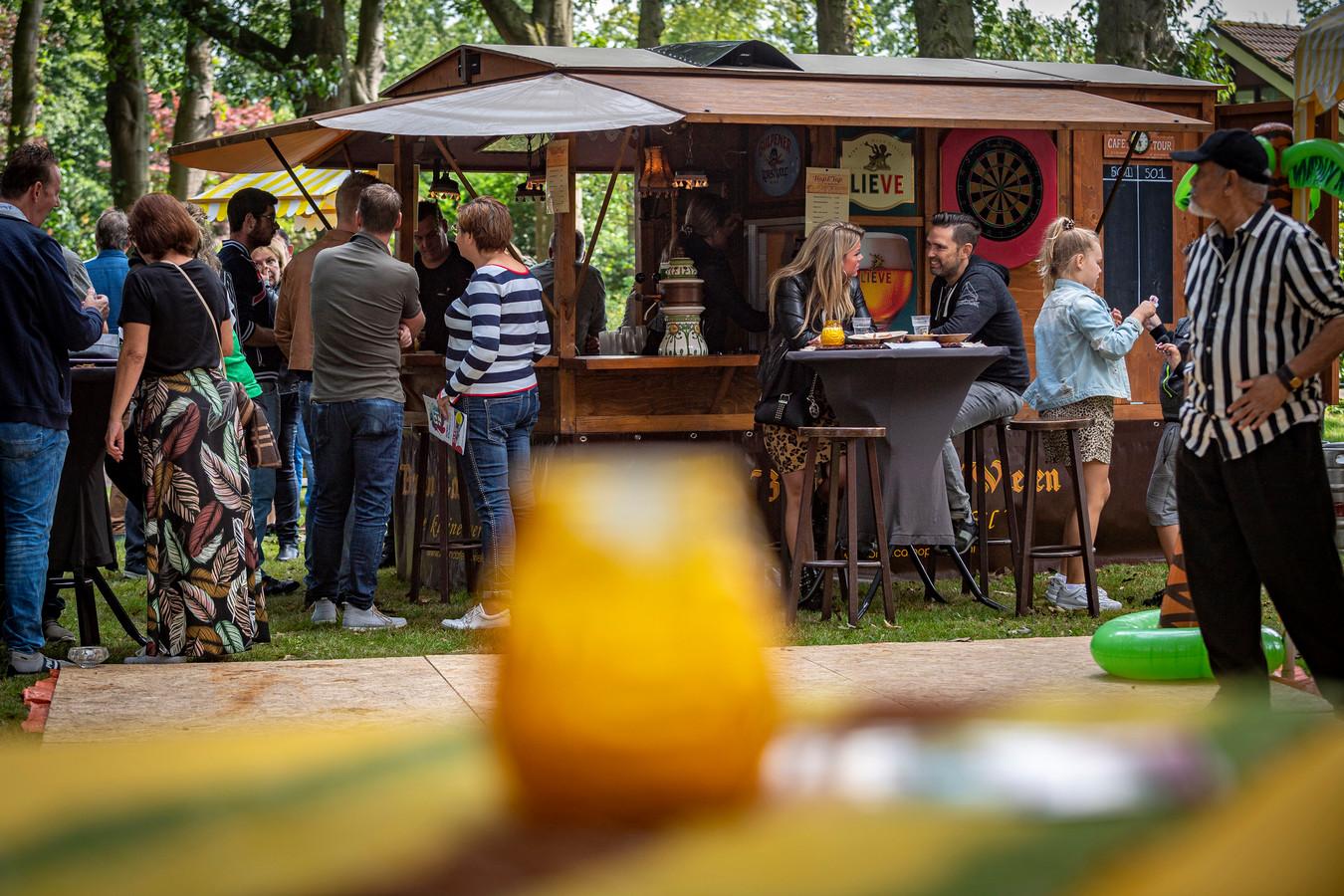 Hap Stap Festival Bovendonk