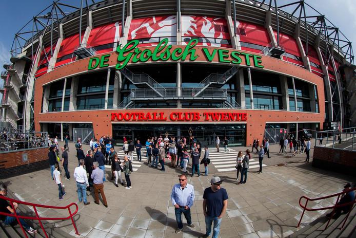 FC Twente stadion De Grolschveste.