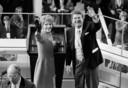 Acteur Ronald Reagan schopte het tot president van Amerika.