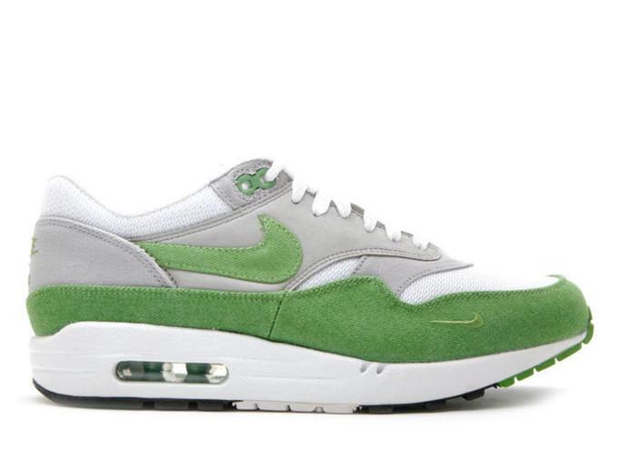 low priced 4bc95 6ad24 Nike Air Max 1 x Patta  Chlorophyll  ...