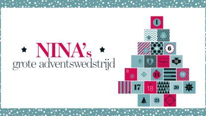 Dag 16: doe mee aan NINA's grote adventswedstrijd!