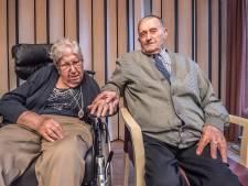 Riek (85) en Kees (90) na 70 jaar gedwongen gescheiden