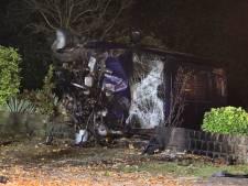 Automobilist zwaargewond bij eenzijdig ongeval in Saasveld