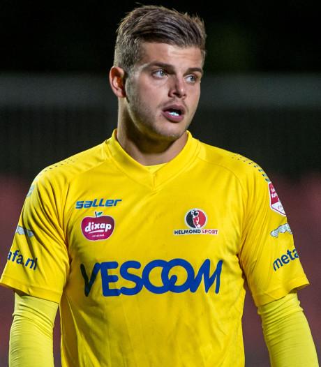 Van Gassel voorkomt echte kater voor Helmond Sport