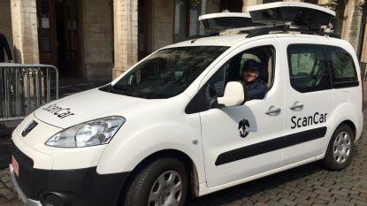 De schrik van elke foutparkeerder: scanauto's controleren maar liefst 2.000 auto's per uur