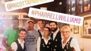 """Celebs spotten? Dat kan je in dit Brusselse restaurant: """"Pharrell Williams is deze week al twee keer komen eten"""""""