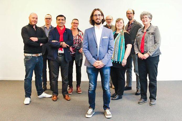 Maarten Everling uit Uden voert de SP aan bij de verkiezingen in maart volgend jaar.