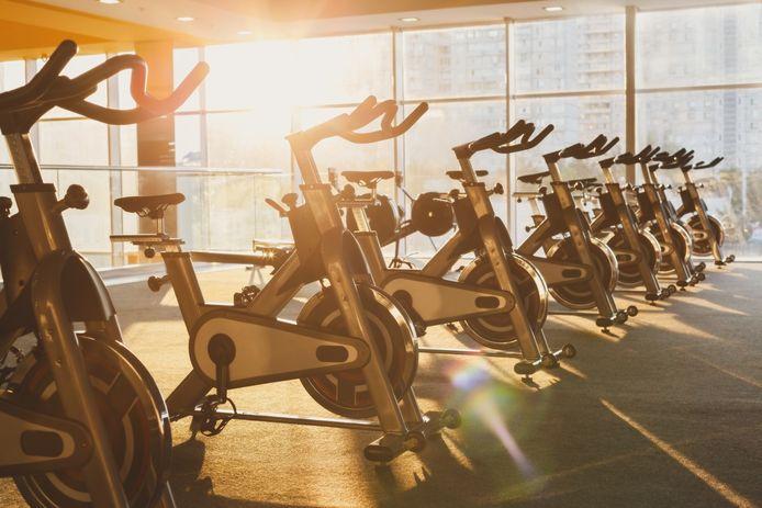 Fitnessapparatuur. Foto ter illustratie.
