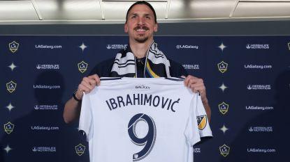 """Zlatan bij voorstelling in LA: """"Als ik wil, ga ik naar het WK"""""""